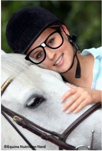 Happy Horse Healthy Planet.com.ENN Girl