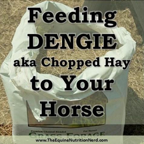 EquineNutritionNerd_Dengie